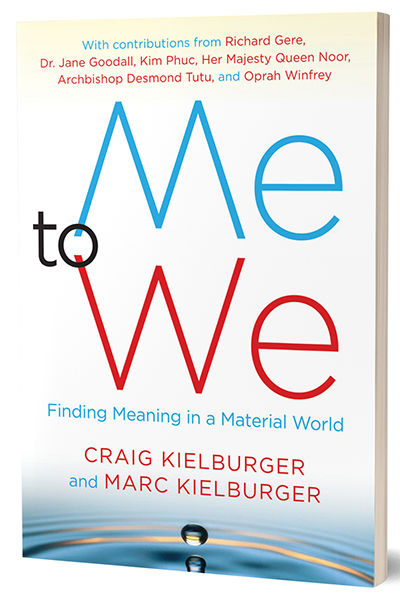 Me to we - Craig Kielburger