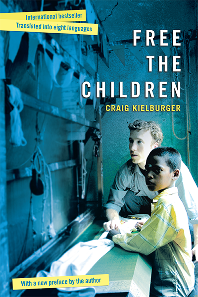 Free the children - Craig Kielburger