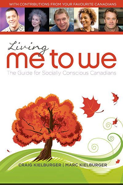 Living me to we - Craig Kielburger