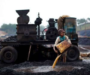 Child working in India